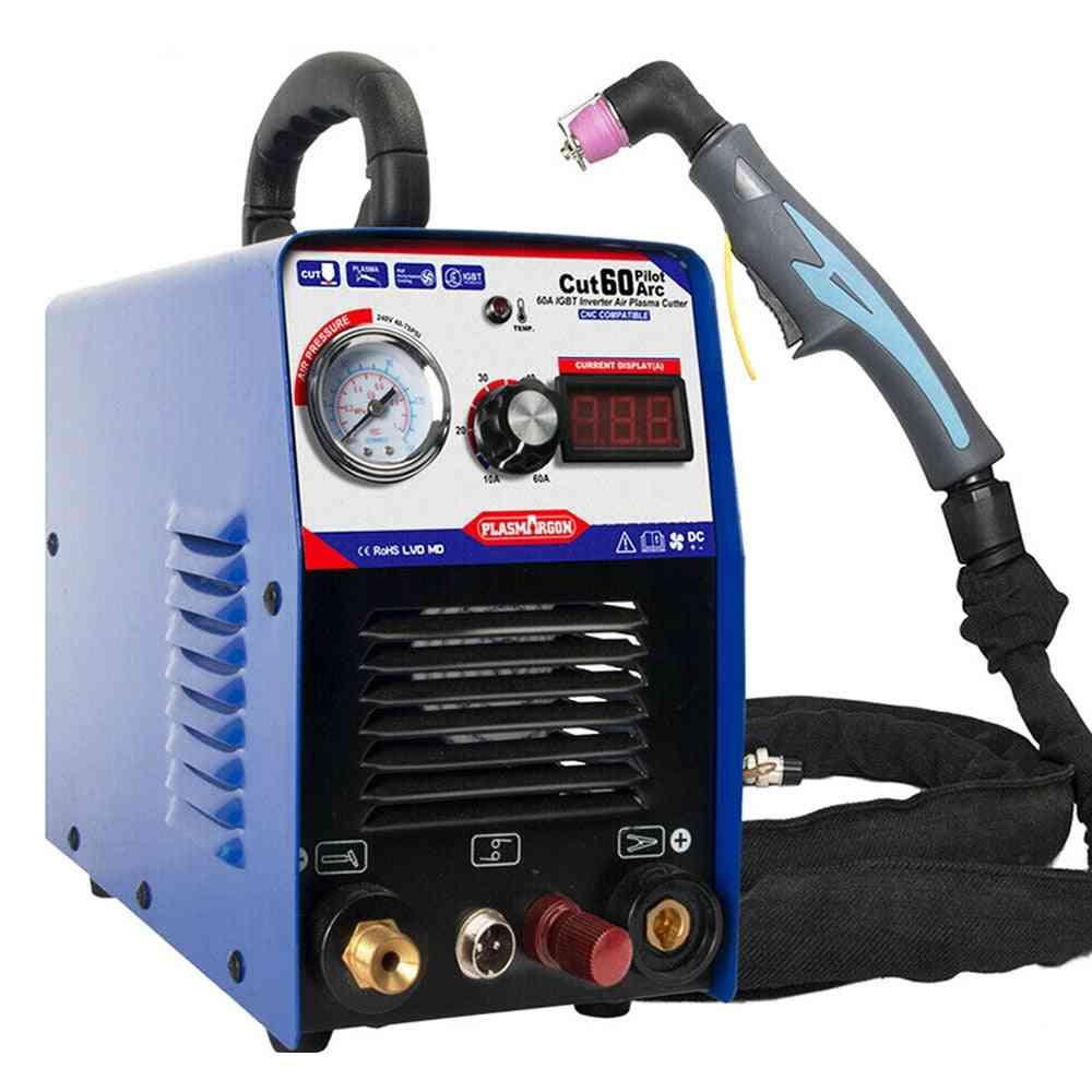 Air Plasma Cutter, Pilot Arc, Igbt Inverter For Cnc Welding Equipment