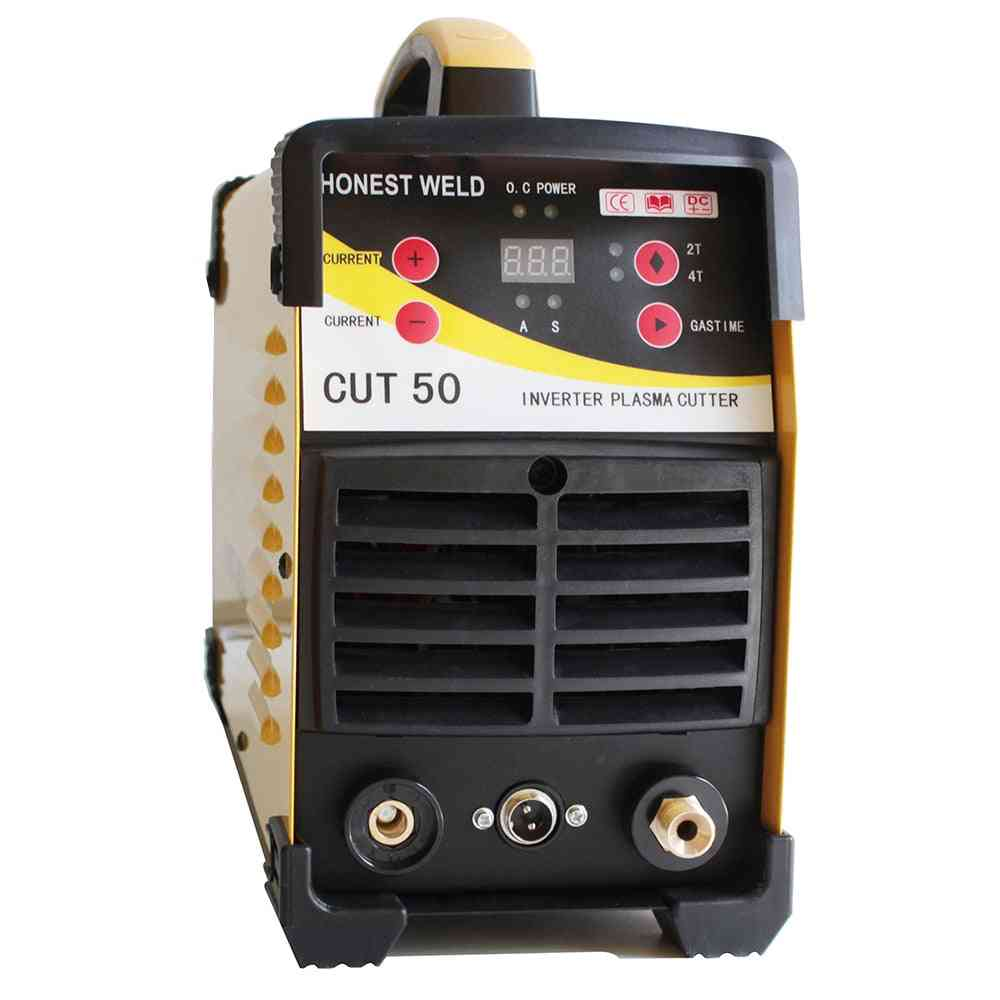 Metal Cutting- Air Plasma, Cutter Machine