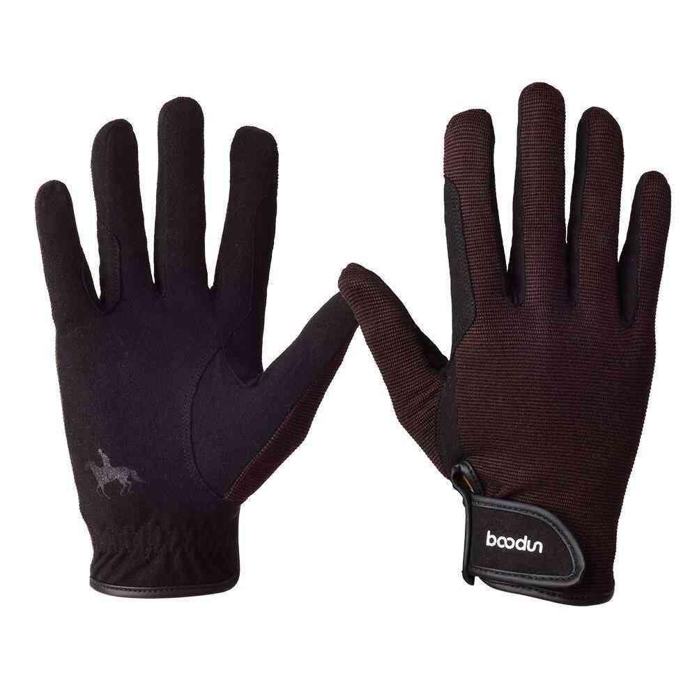 Professional Wear - Resistant Antiskid Horse Riding Gloves