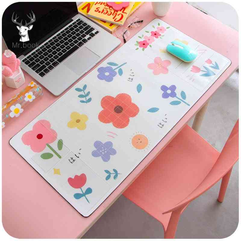 Large Non-slip Mouse Pad For Office Computer