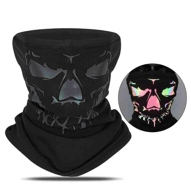 Winter Warmer- Cycling Half Face, Mask Scarf, Women