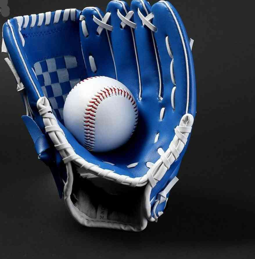 Left Hand Man & Woman Training Baseball Gloves