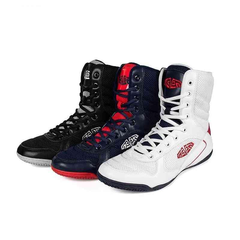 Flighting Wrestling, Mesh Boxing, Sneakers Light Shoes