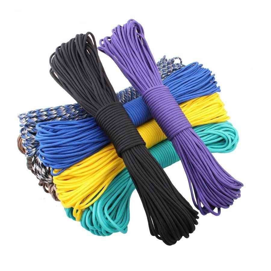 7-strand Parachute, Cord Lanyard, Tent Rope Paracord For Hiking Camping