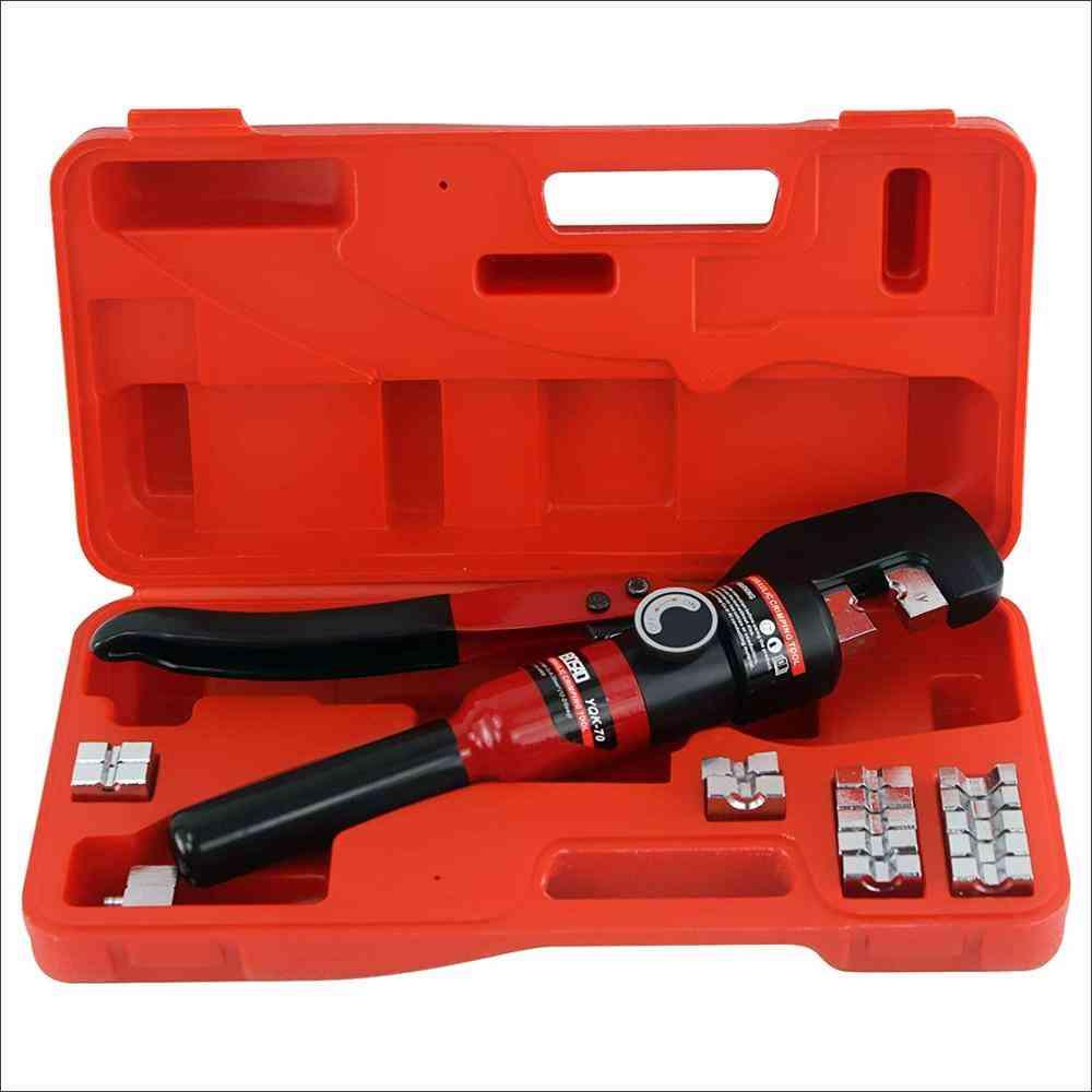 Hydraulic Crimping Plier, Hydraulic-compression Tool