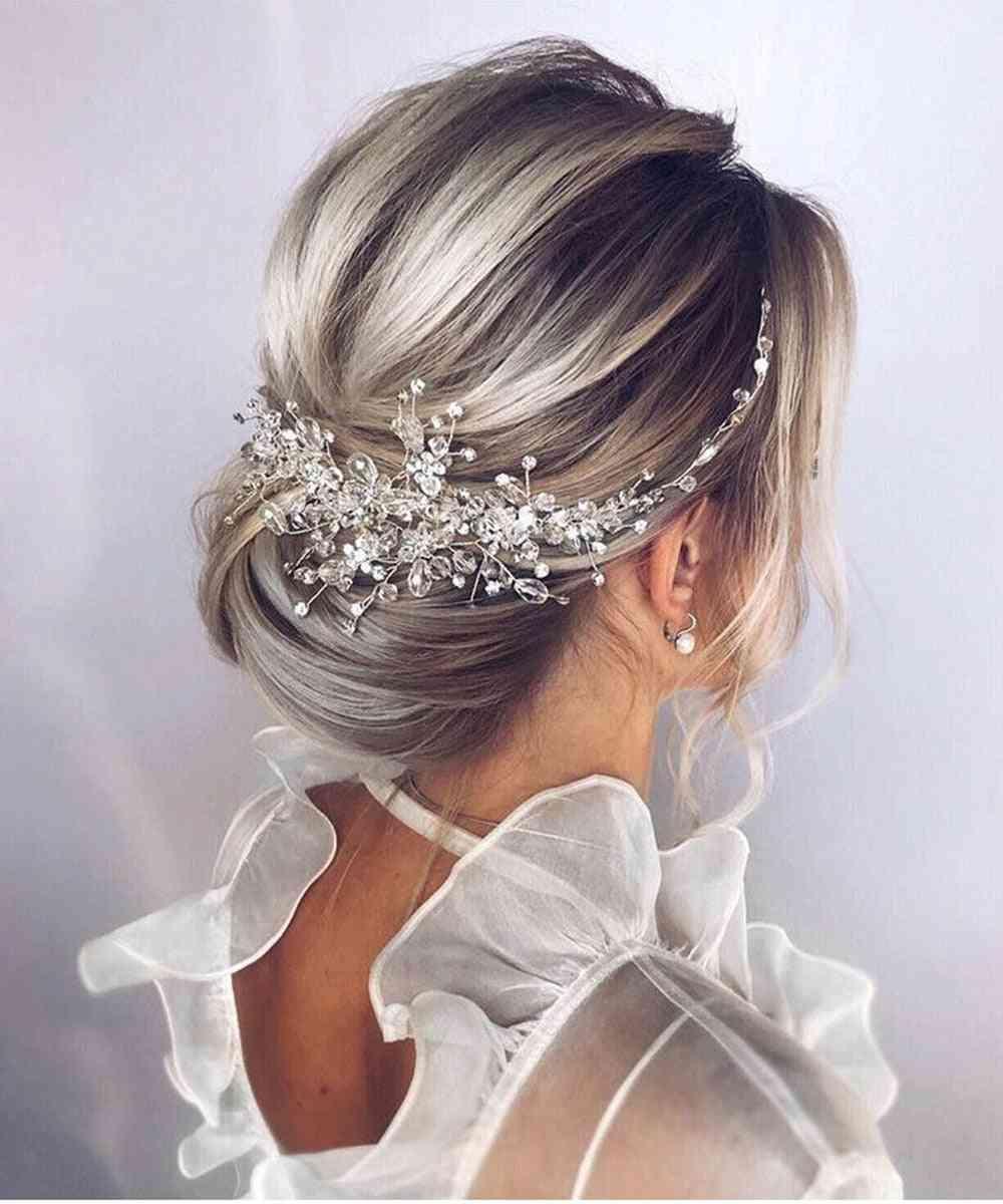 Bridal Headwear, Elegant Banquet