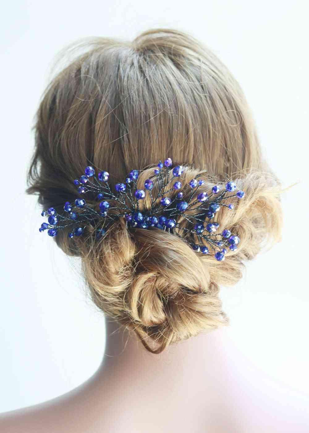 Bridal Hair Piece- Wedding Hair Comb