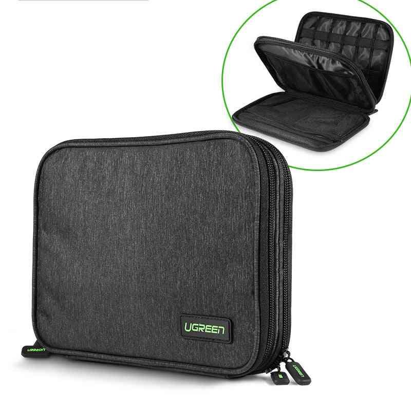 Hard Case, Power Bank Case, External Hard Drive Disk, Storage Carrying Box