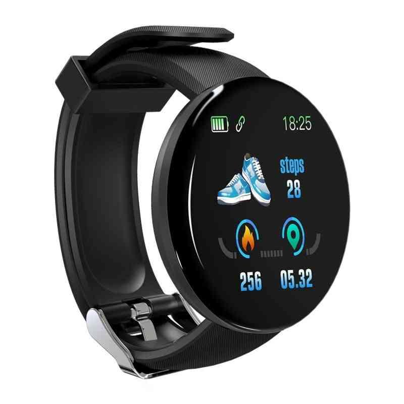 Bt4.0- Smart Watch, Sleep Monitoring Fitness-tracker Bracelet, Wrist Watch