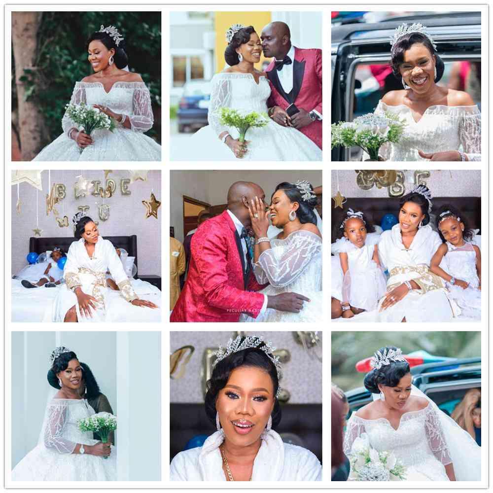 Bridemaids Head Pieces Crystal Headbands For Women