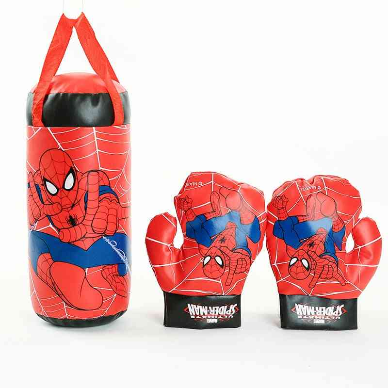 Children Boxing Gloves & Sandbag Suit