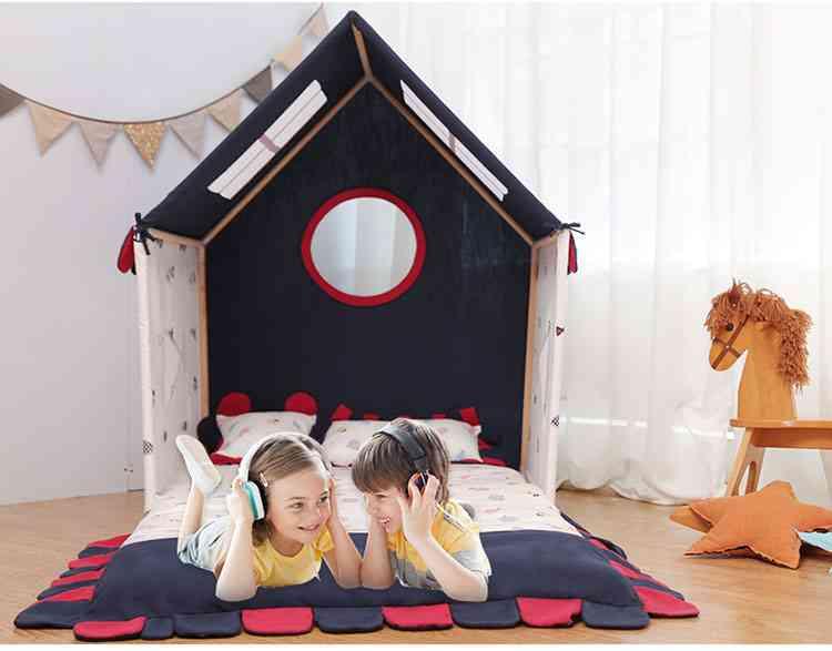 Children Beds Tent, Dolls Small House Indoor Boy's Game