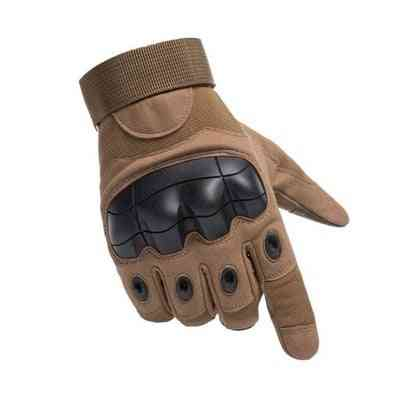 Men Outdoor Winter Touch Screen Shooting Bicycle Airsoft Combat Gloves