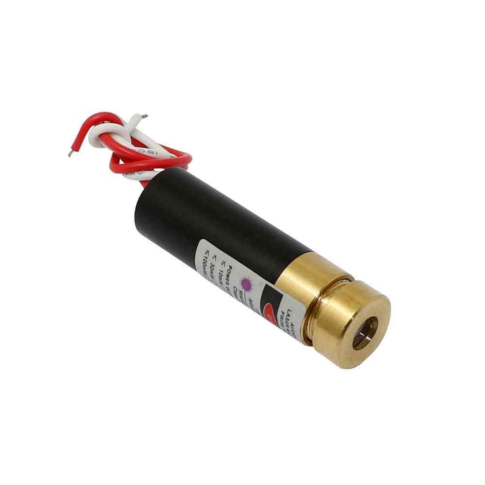 Dot Module, Violet Purple, Laser Light With Cable