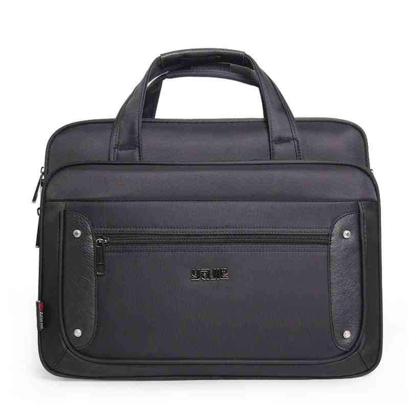 Top-level Super Capacity Plus Business Men's Briefcase, Women Handbags