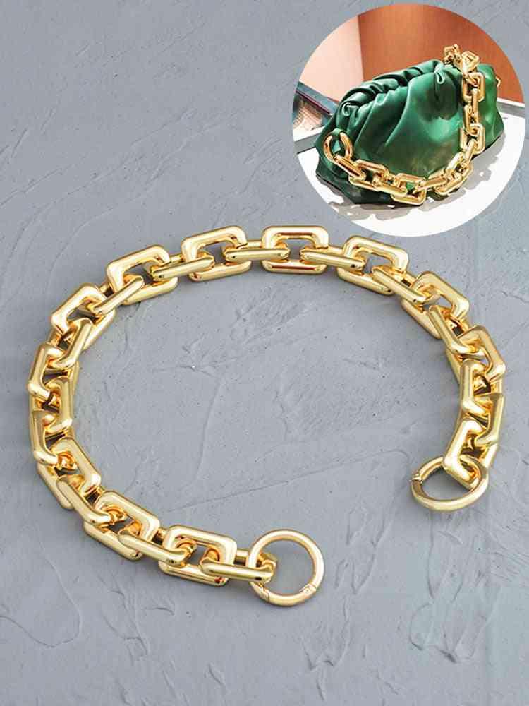 High Quality Vintage Chain Handle, Shoulder Bag Straps