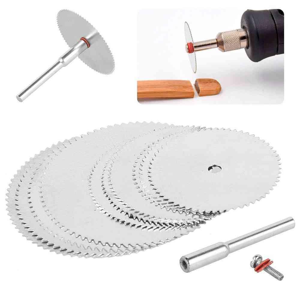 Mini Circular Saw Blade, Electric Grinding Cutting Disc Rotary