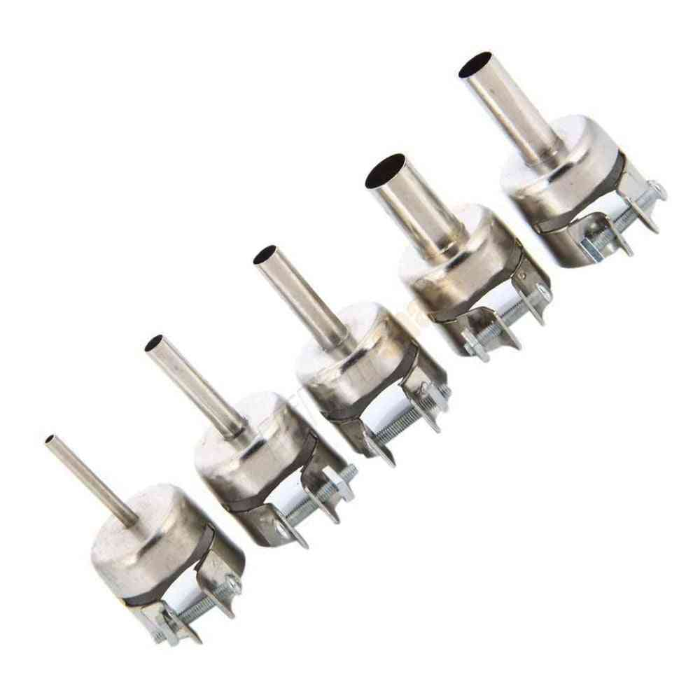 Universal Heat Gun Resisting Nozzles
