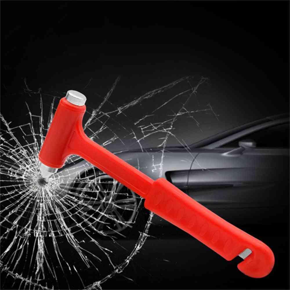 Safety Escape Glass Window Breaker Emergency Hammer