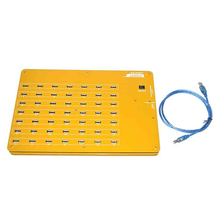 49 Port, High-speed Hubs/ Charger With Data Transmission Usb 2.0 For Computer, Phone
