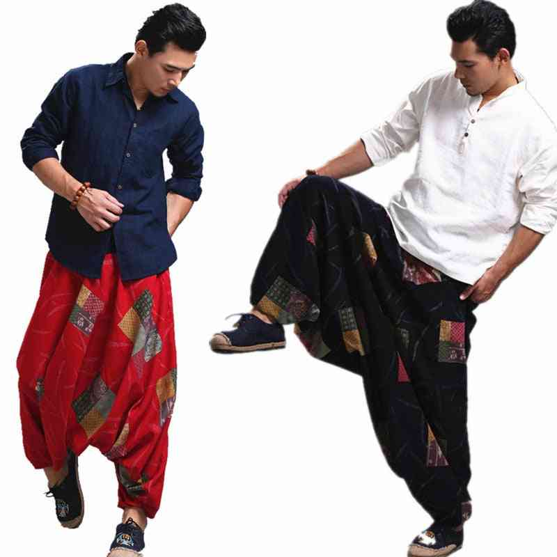 Indian & Nepalese Style Men Ethnic Pant