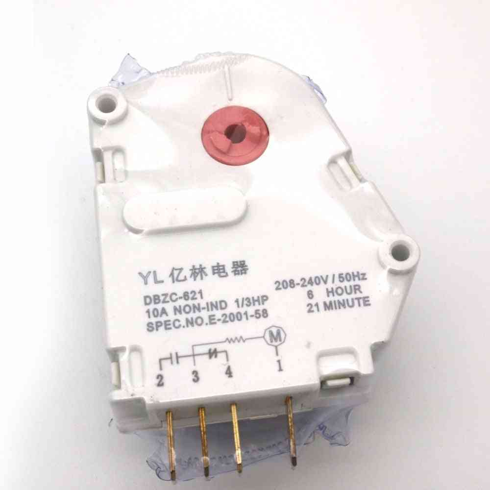 Defrost Timer Four-pin On The Door Refrigerator Accessories