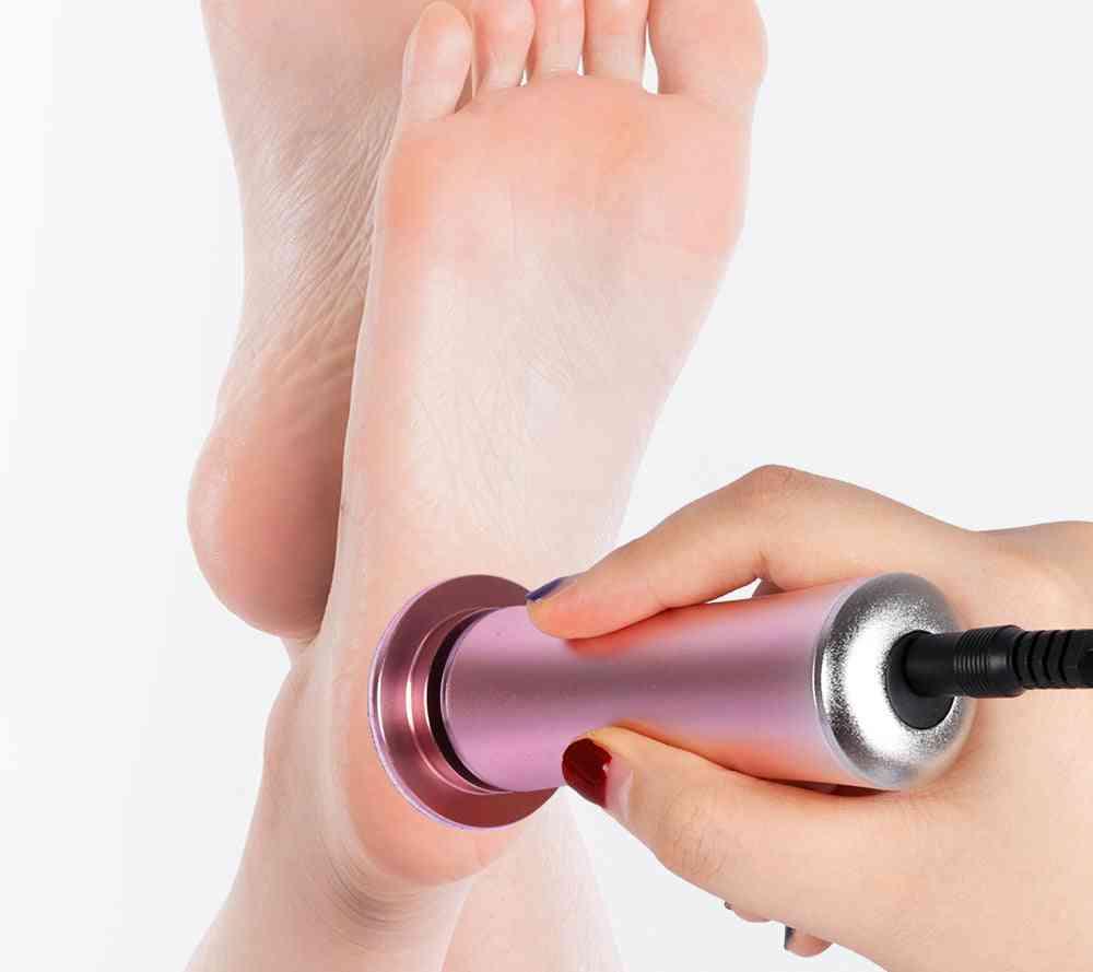 Multifunctional- Electric Foot Grinder, Dead Skin, Callus Remover, Pedicure Machine