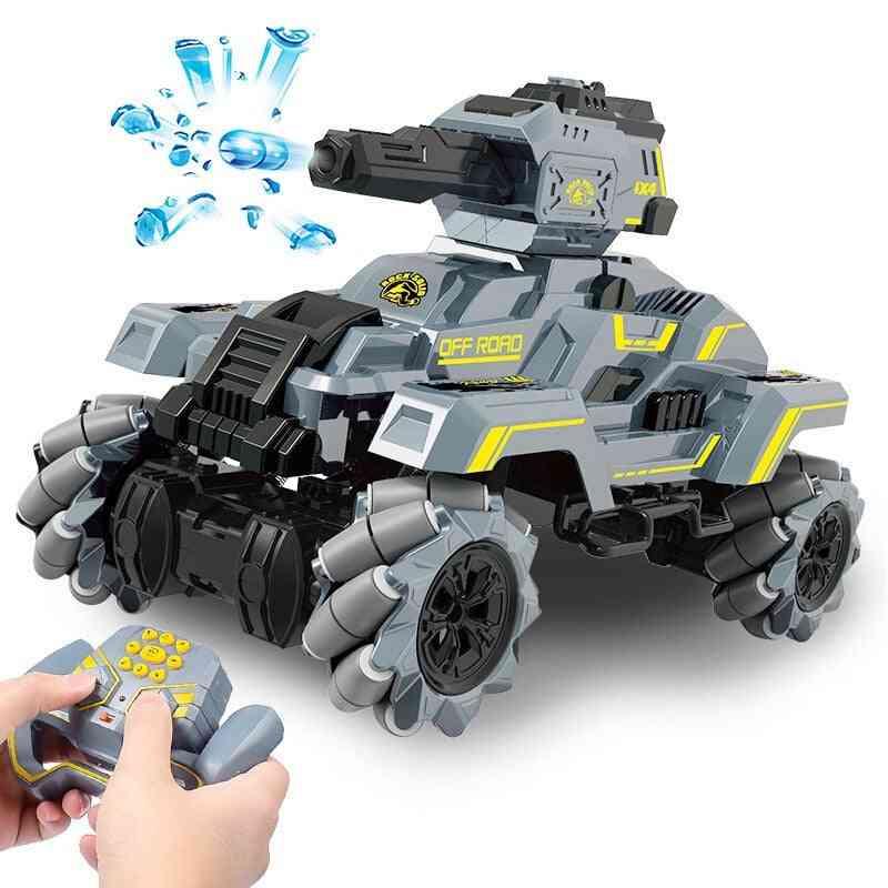 2.4g Drifting Water Bomb Assaulttank-remote Control Car