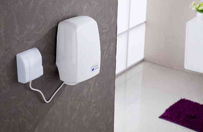 Electric Sensor Jet Hand Dryer, Automatic Hands Dryers Induction, Drying Device