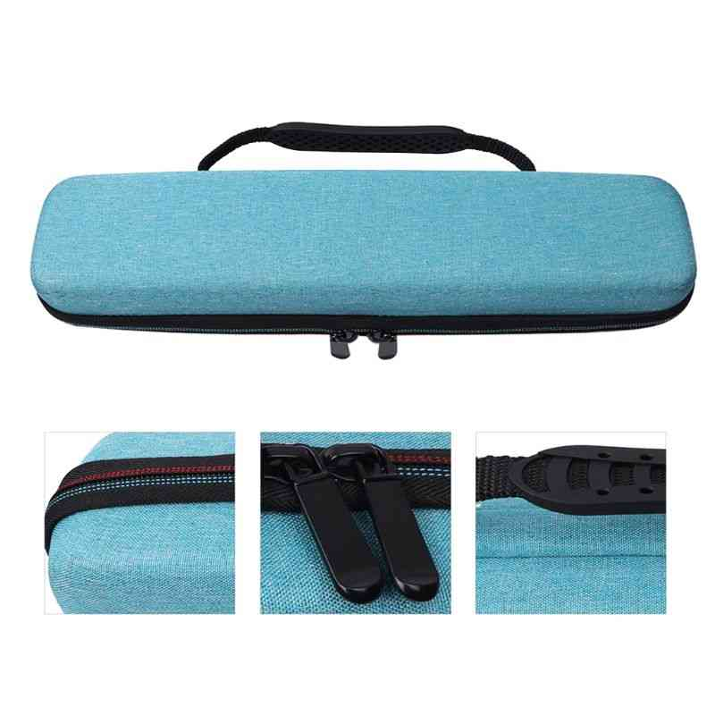 Hard Eva Carrying Case Box Storage Bag For Hair Flat Iron Straightener Curler