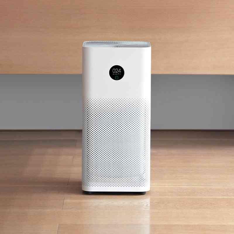 Mi Air Cleaner Fresh Ozone Home Auto Smoke Formaldehyde Sterilizer Cubesmart Mijia App Control (golbal Version Eu)