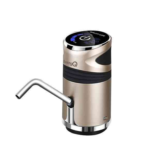 Usb Charging Button Dispenser Automatic Electric Water Pump