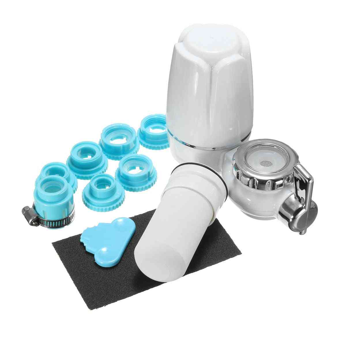 Mini Water Filter, Filtro Rust Bacteria Removal Replacement Filters