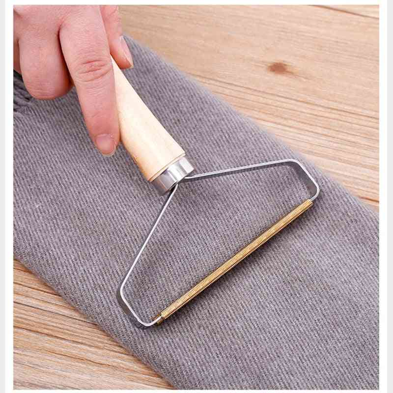 Portable Lint Remover Clothes Fabric Shaver Brush Tool Fur Ball Hair Trimmer