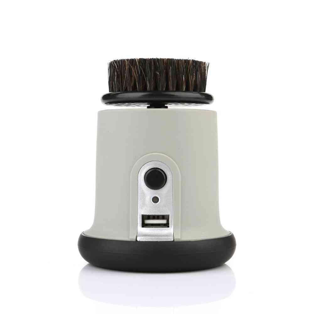 Lithium Battery Charging Shoe Polishing Machine, Electric Brush