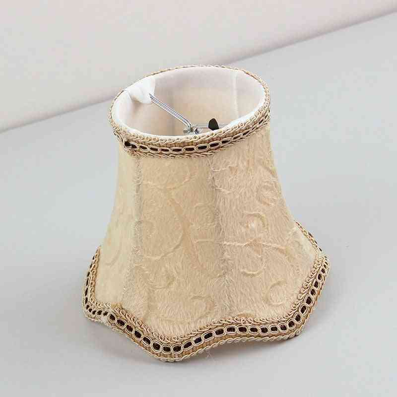 Popular Flannel Lamp Shades For Chandelier, Covers Wall