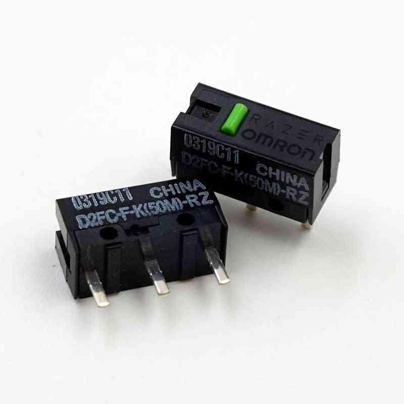 D2fc-f-k 50m, General D2fc-f-7n, Mouse Micro Switch