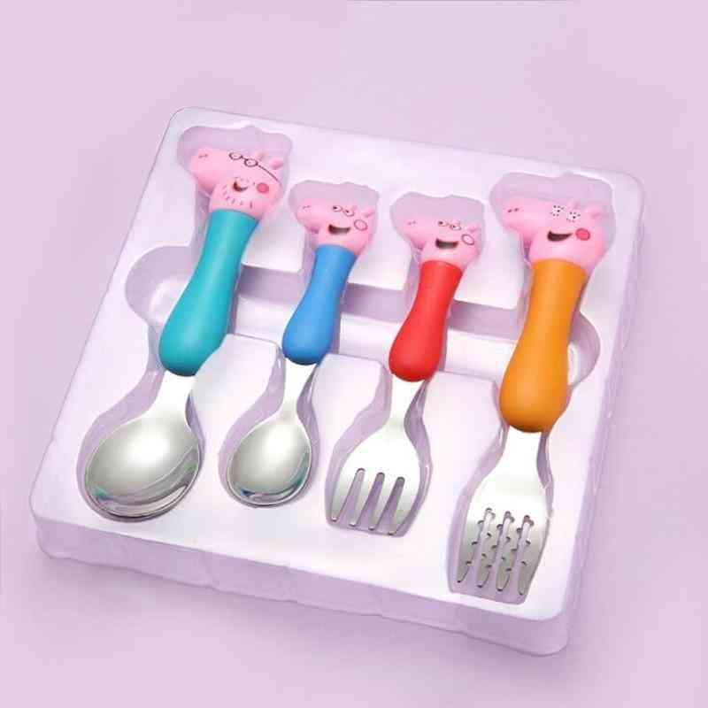 Fork Soup Spoon Set