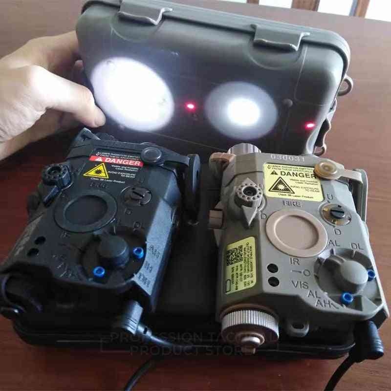 Element Airsoft Light, Tactical Flashlight Led Laser Ir Cs War Game