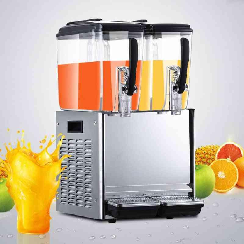 Commercial Frozen Hot & Cold Drink Beverage Milk Juice Machine