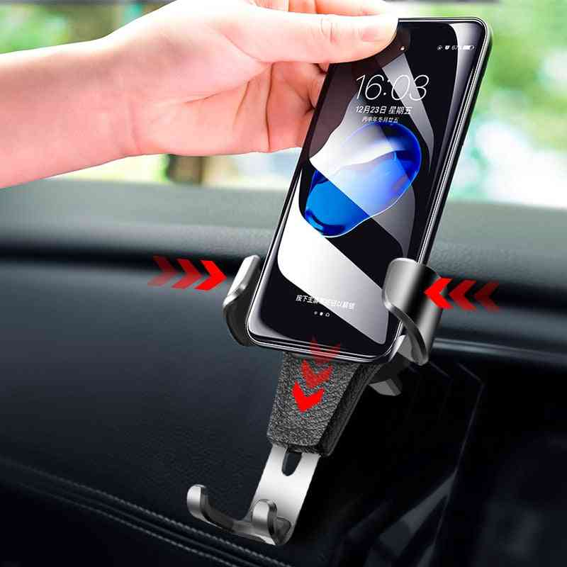 Auto Air-conditioner, Anti-skid Fall-mobile Phone, Scratching Car Air Outlet, Gravity Bracket