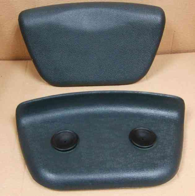 Waterproof Pu Bath Pillows - Bathtub Headrest
