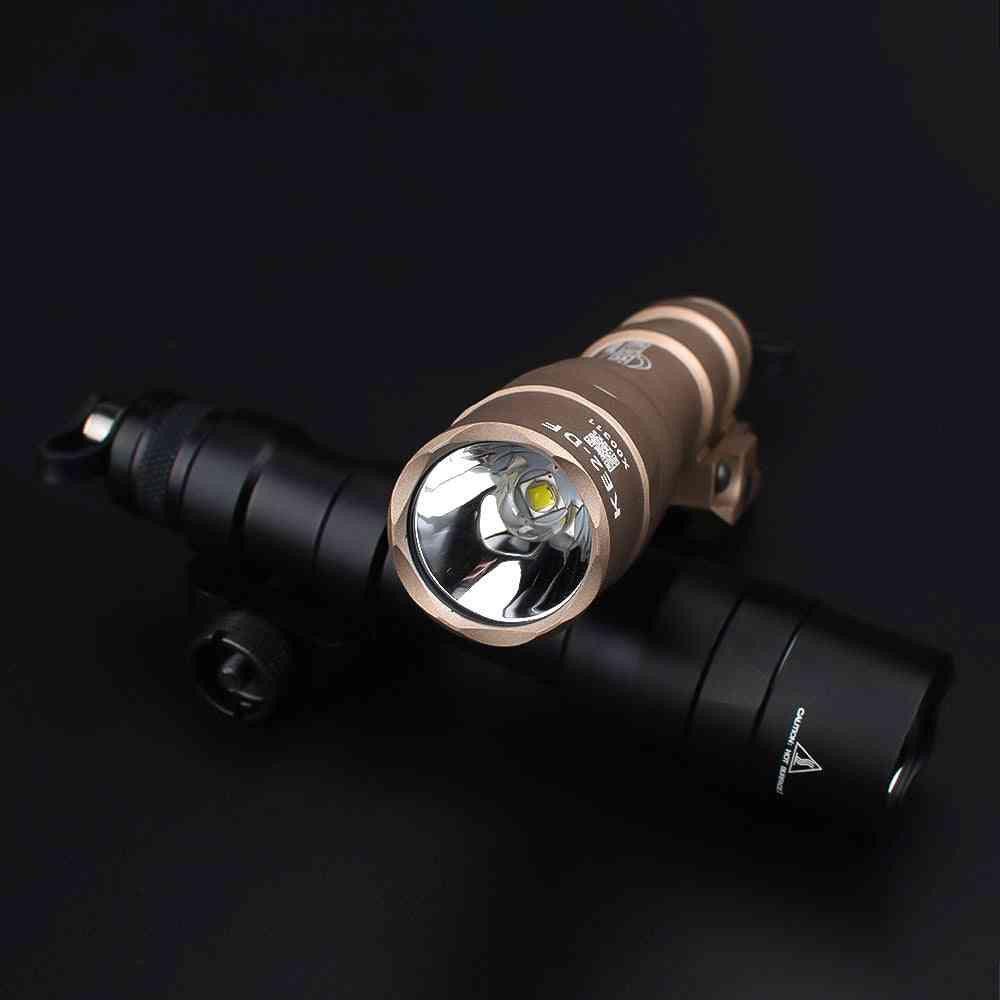 Airsoft Surefir M600 M600df Dual Fuel 1400lumes Weapon