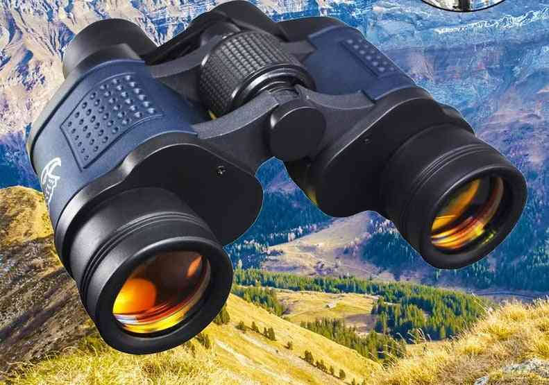 High Magnification Hunting Optical  Night Vision Scope Telescope, Powerful Binoculars