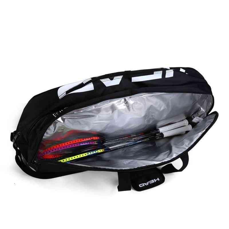 Large Capacity Tennis Badminton Backpack Women