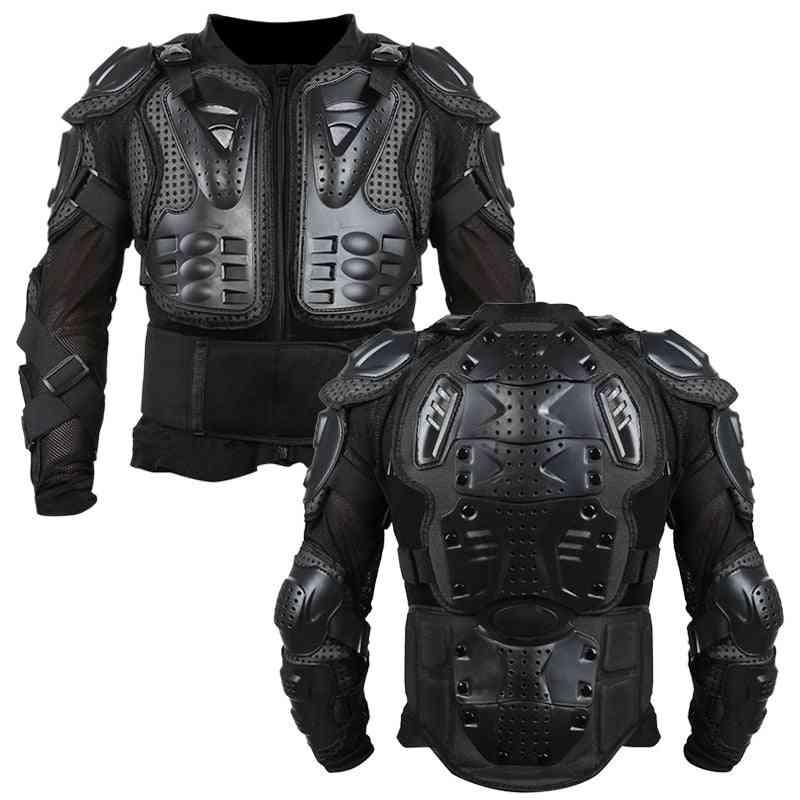 Full Motorcycle Body Armor Shirt Jacket