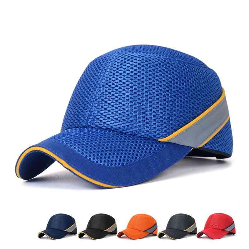 Work Safety Bump Cap, Baseball Hat