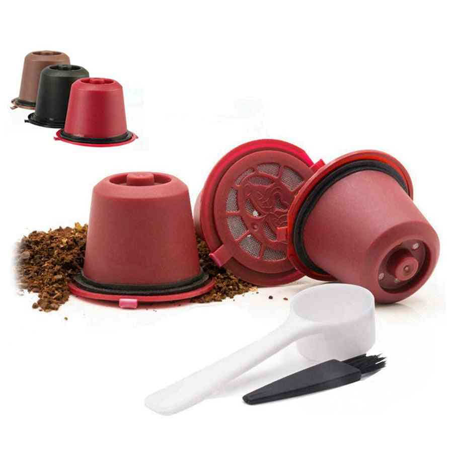 Coffee Capsule Reusable Filter Cup