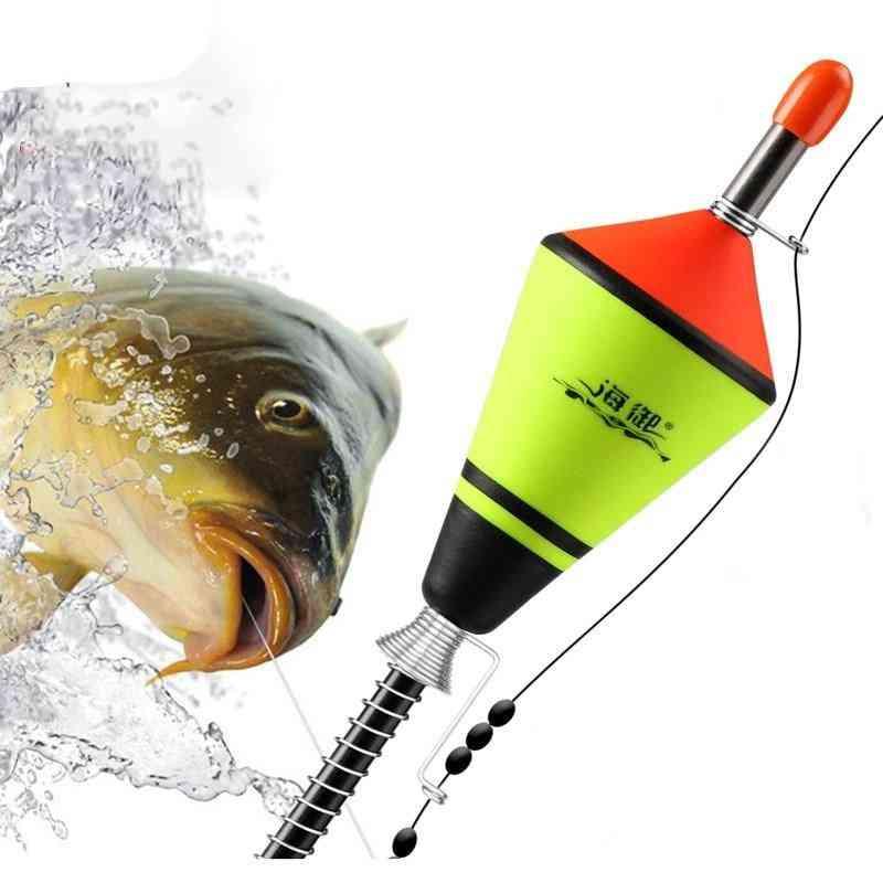 Portable Automatic Illuminate Fishing Float Device