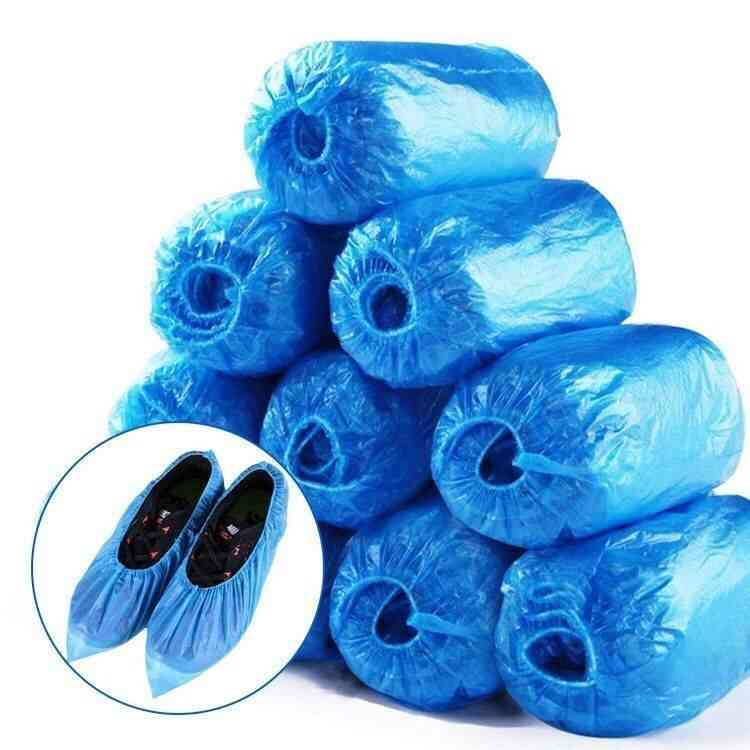 Home Indoor Antiskid Disposable Shoe Covers